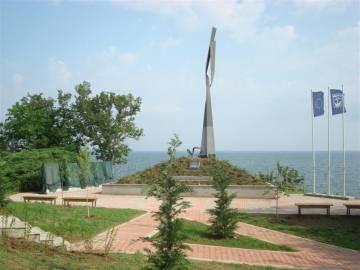 Подводници на ВМФ на СССР, загинали в крайбрежните води на България.