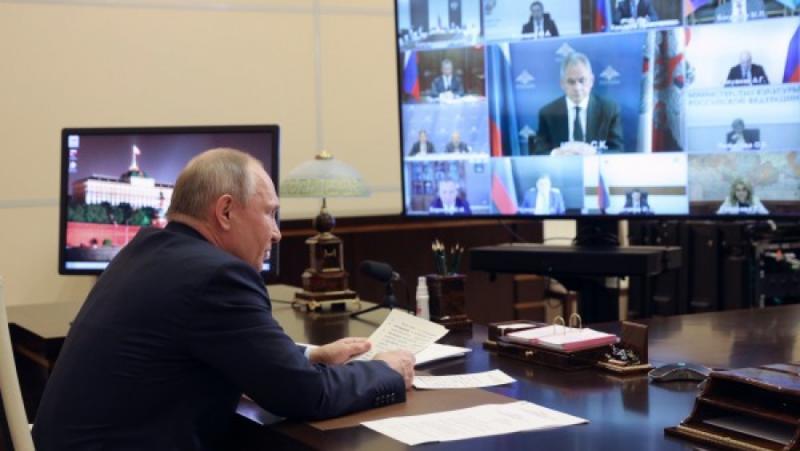 Путин: Ще избием зъбите на всички така, че да не могат да хапят