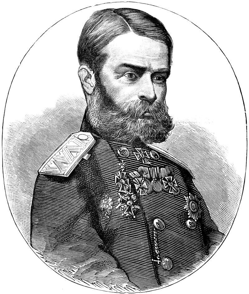 На 25 август 1877 на Шипка загива генерал-майор Валериан Дерожински