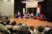"""Сцената на зала """"Пленарна"""" в Община Варна в събота грейна"""