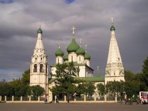 Исторически център на град Ярославл