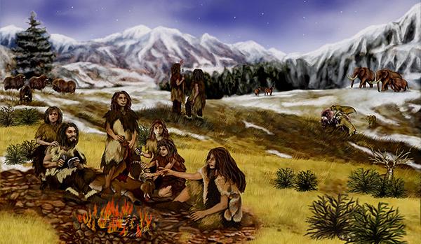 Геном на неандерталец