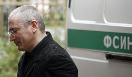 Михаил Ходорковски заминал за Германия