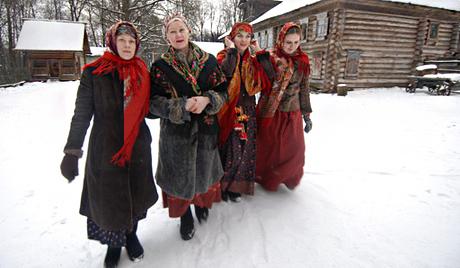 Най-популярните руски гадания