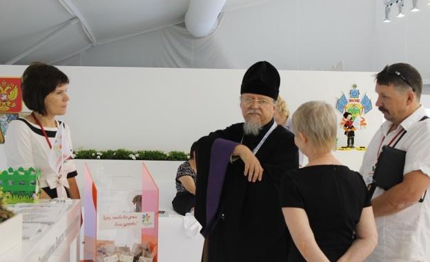 Участниците на Олимпиадата в Сочи ще получават духовна подкрепа на повече от 100 свещеника