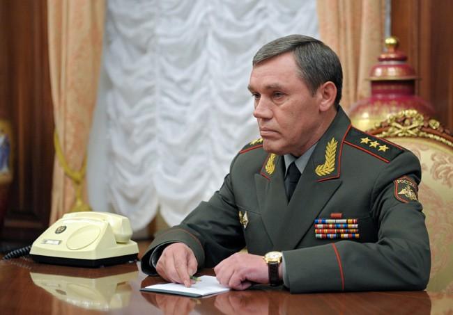 Генералния щаб получи допълнително упълномощаване за координиране на федералните органи