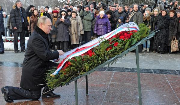 Путин: светът трябва да помни подвига на жителите на блокадния Ленинград