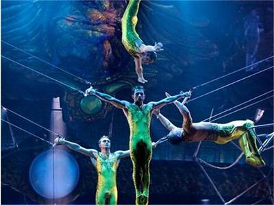 """Руснаци за първи път получили """"цирков Оскар"""""""