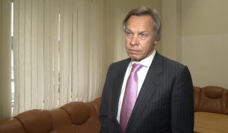 Алексей Пушков ще оглавява фракция в ПАСЕ