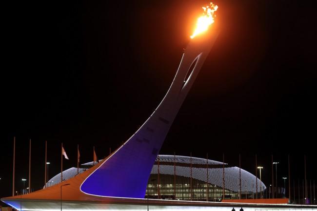 Сочи 9 дни преди олимпиадата