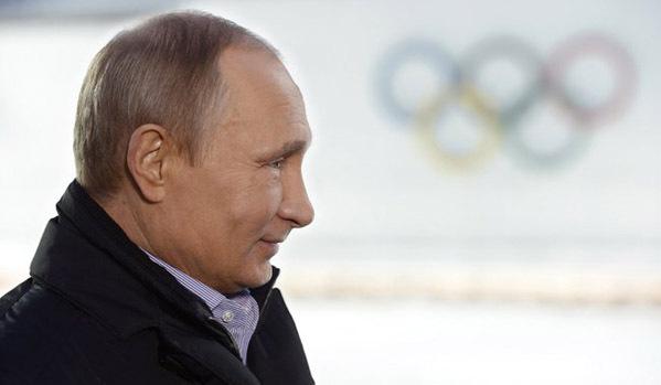 Прием на Владимир Путин