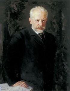 Пьотър Чайковски