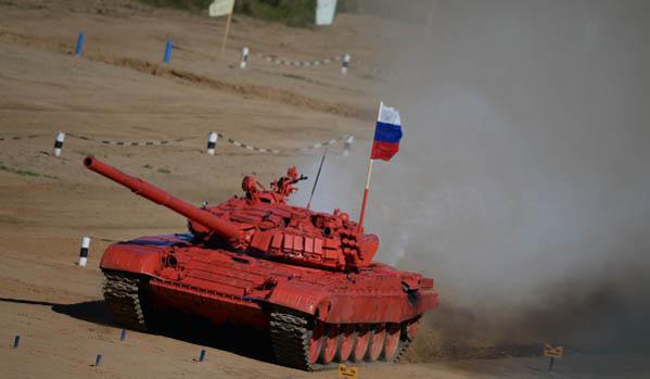 22 страни ще участват в състезанията по танков биатлон в Русия