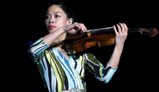 Ванеса Мей се класира за Олимпийските игри в Сочи