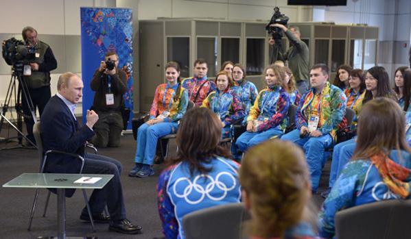 Путин обича хокея, фигурното пързаляне и ските