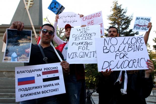 Около 500 бежанци от Сирия получиха убежище в Москва