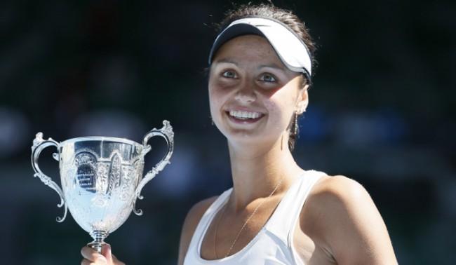 Рускиня победи на Australian Open сред юниорите