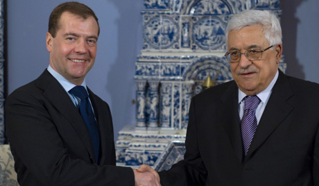 Русия ще подкрепя Палестина
