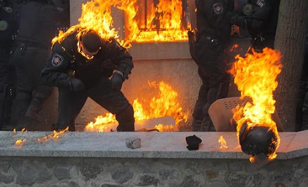 Руснаците са склонни да възприемат събитията в Украйна като държавен преврат