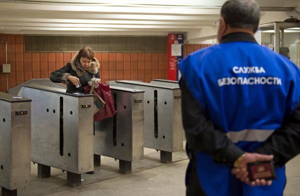 Москва усилва мерките за сигурност преди Олимпиадата