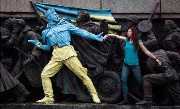 Руска реакция за осквернения паметник на Съветската армия в София