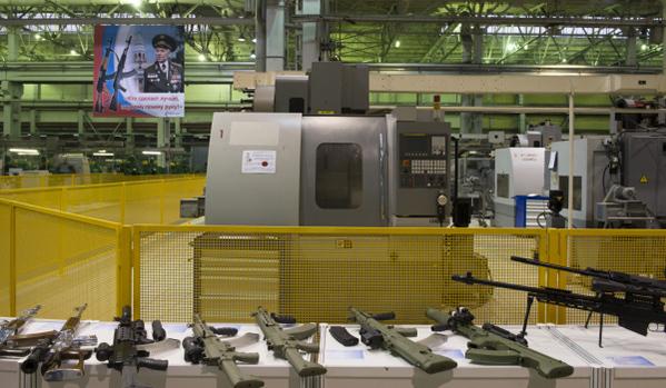 """""""Калашников"""" ще започне строителството на завод в Индия"""