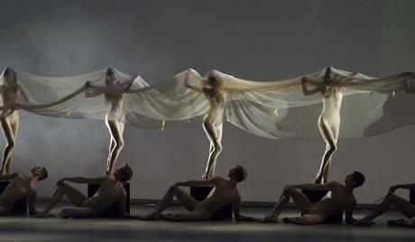"""Културната олимпиада """"Сочи 2014"""": звезди на английския балет в Зимния театър"""