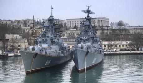 Черноморският флот спазва международните споразумения