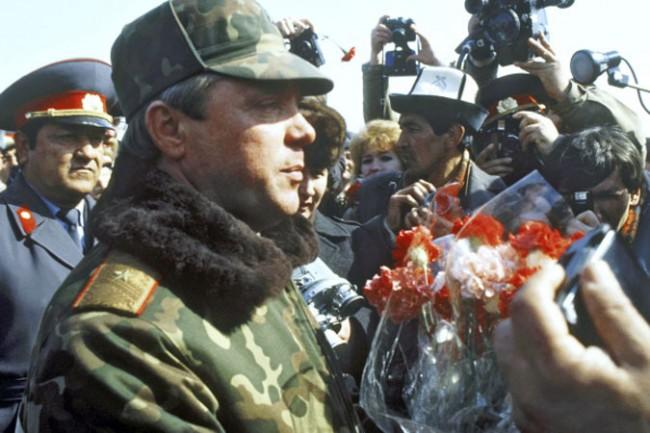 Борис Громов: историята на всяка война не завършва с последния изстрел на бойното поле