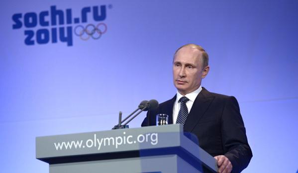 Путин ще открие Олимпиадата и ще се срещне с чуждестранни лидери