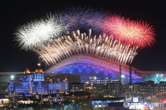 Путин откри Зимните Олимпийски Игри в Сочи