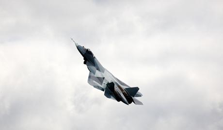 Първият Т-50 за руската авиация
