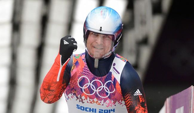 Сочи 2014: руският състезател на шейна Демченко със сребърен медал
