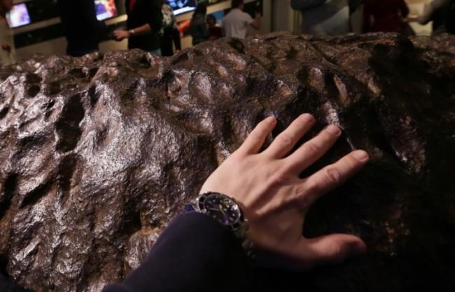 Край Ярославъл е намерен камък с извънземен произход