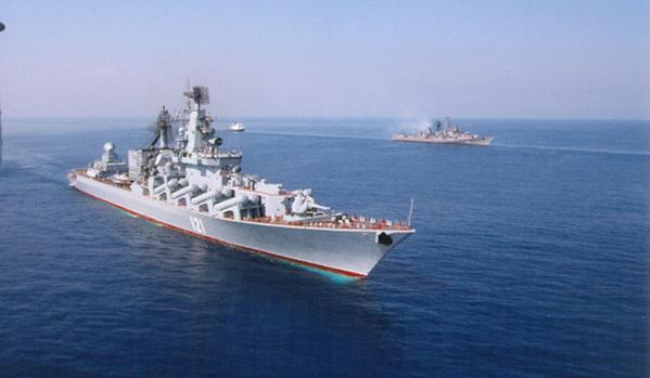 Черноморският флот не заплашва Украйна