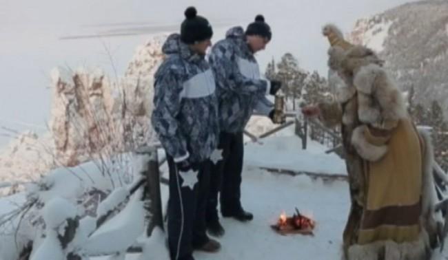"""Факелът на Параолимпиадата ще бъде запален от """"перо на жар-птица"""" и шамански огън"""