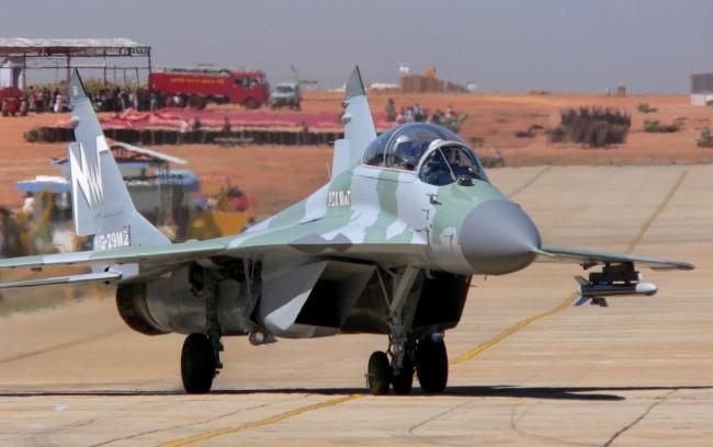 """Русия ще продаде част от """"сирийските""""  МиГ-29М/М2 на Сърбия"""