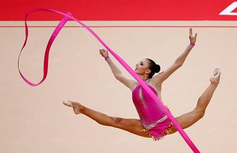 Дария Дмитриева: Дишам и живея с гимнастиката