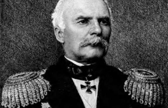 Генадий Невелски – руски мореплавател и изследовател