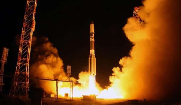 """Космическият товарен кораб """"Прогрес"""" стартира към МКС"""