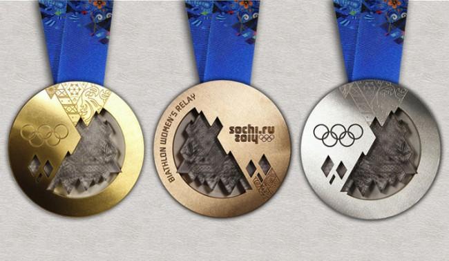Олимпийските медали са проверени за здравина