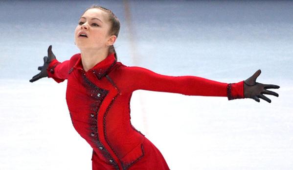 """Юлия Липницкая – """"младото чудо"""" на Олимпиадата"""