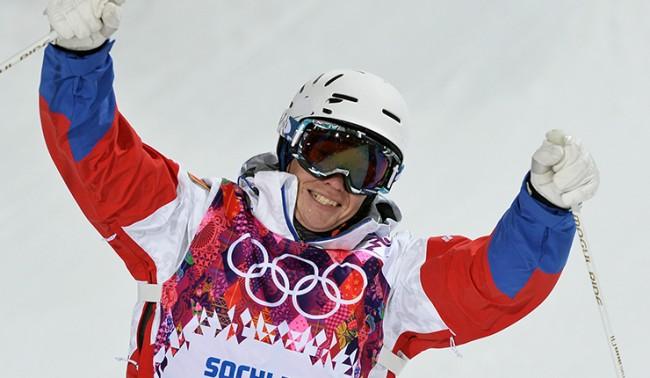 Сочи 2014: руснак спечели бронзов медал в ски, свободен стил