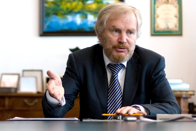 Заместник-министърът на финансите на Русия  !