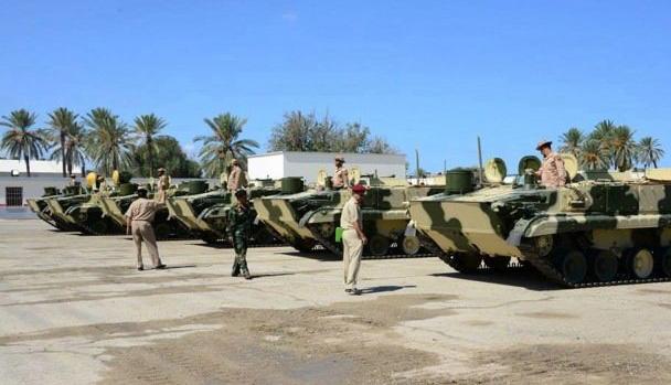 Русия достави на Либия десет противотанкови ракетни системи