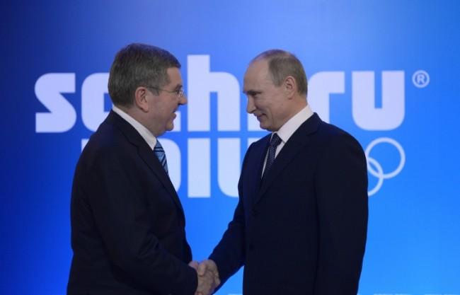 Путин откри 126-та сесия на Международния олимпийски комитет