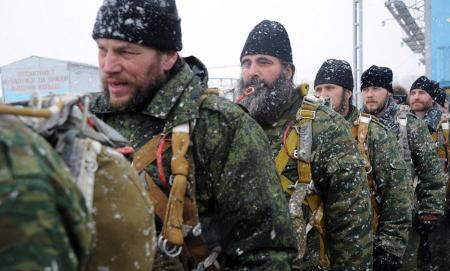 В Москва излезе трети випуск военни свещеници