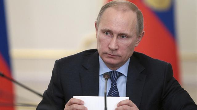 Изявлението на Путин