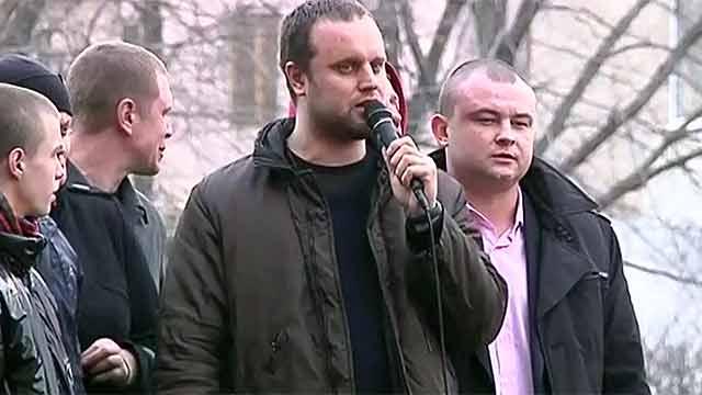Ситуацията в Донецк се нажежава