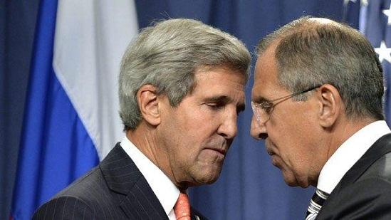 Лавров и Кери обсъдиха урегулирането на кризата в Украйна